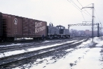 Illinois Central TR2A & TR2B Numberss 1029A & B, Markham Yards
